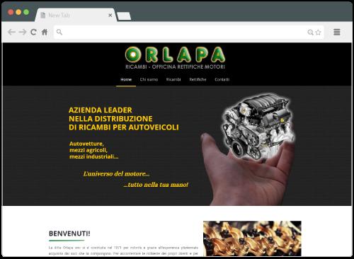 orlapa kkcomunicazione ADV